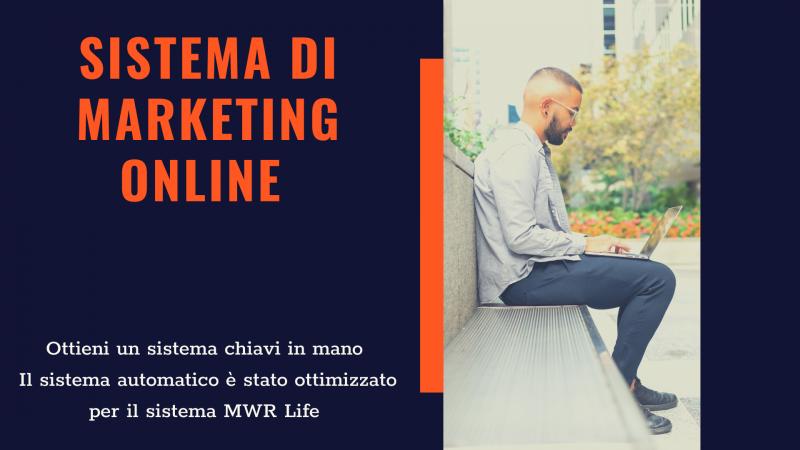 Sistema di marketing online LifeStyles