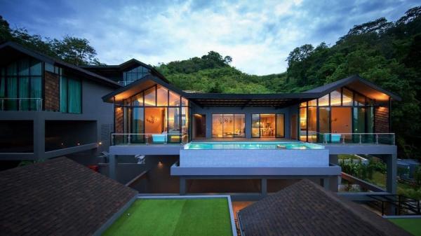 The senses pool villas